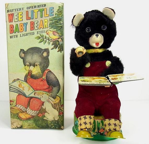 reading bear13