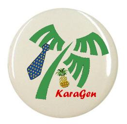 KaraGenバッジ